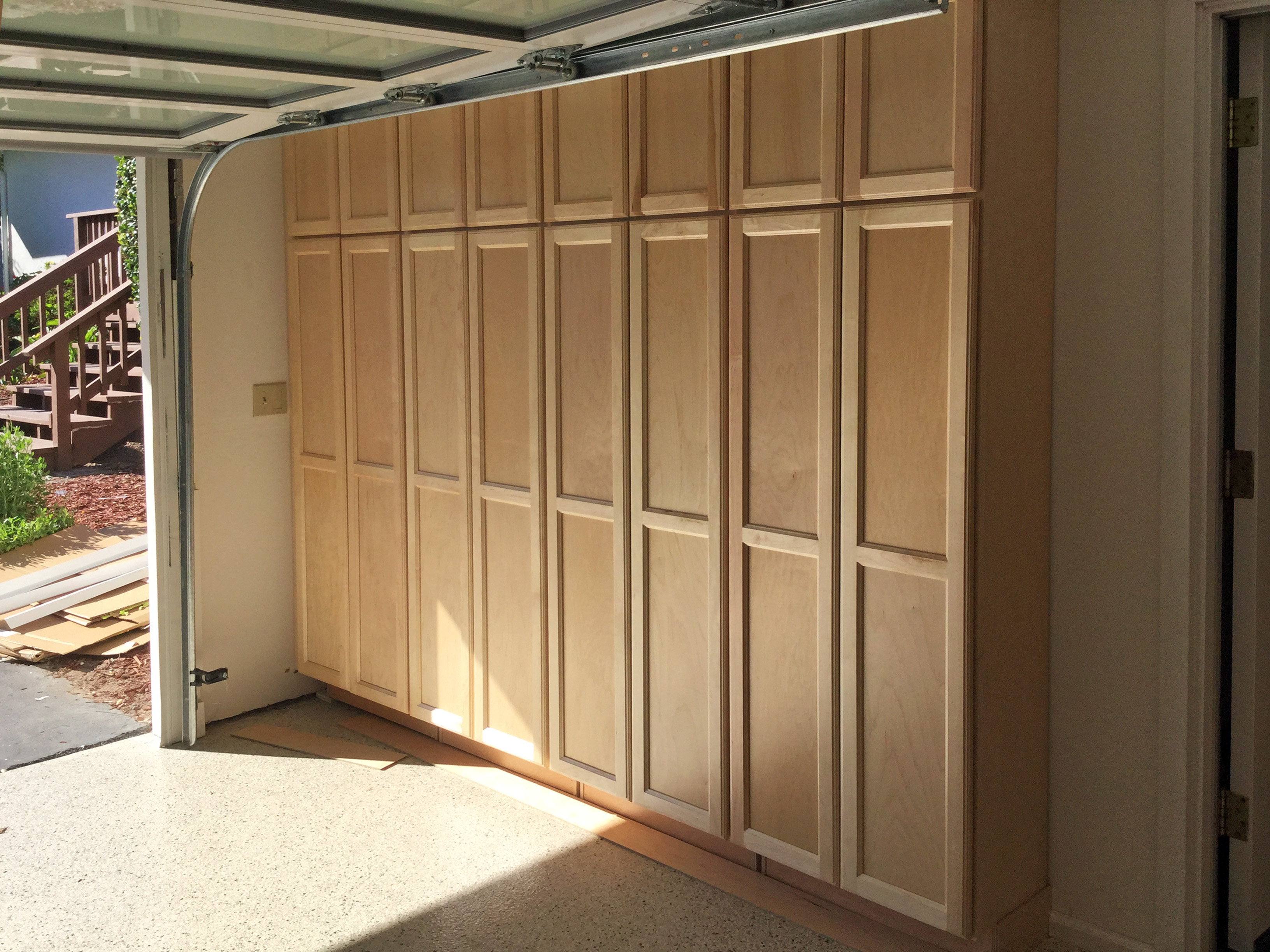 tag garage storage and custom cabinets phase archives one cabinet makeover