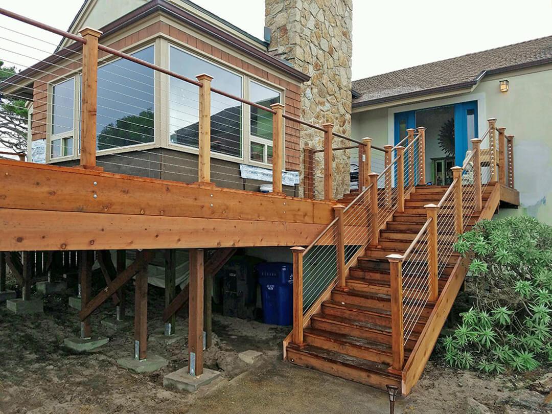 Custom Deck Project