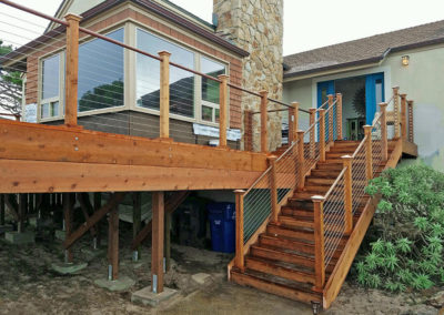 Custom Deck Project